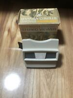 VIEW-MASTER STANDARDSTEREO VIEWER W/ BOX VINTAGE SAWYER'S VIEWMASTER no. 2014