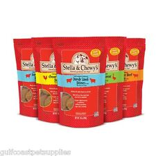 Stella & Chewy's Freeze Dried Dog Food (Variety Pack of 5 - 14oz bags)