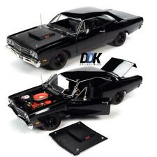 AUTOWORLD AMM1232 1969.5 PLYMOUTH ROAD RUNNER MCACN DIECAST MODEL CAR 1:18