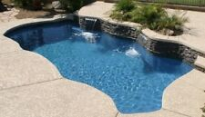 Inground Fiberglass Pools 12X25X6 $10,500 Colors Available Save $