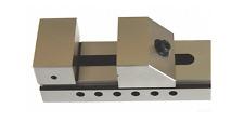 Präzisions- Schraubstock 50 mm Breite CNC Schleif- und Kontrollschraubstock NEU