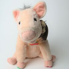 Babe Pig in the City Talking Babe with Mice Plush Stuffed Animal 13""