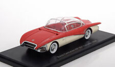 1:43 Neo Buick Centurion XP-301 Concept Car 1956 red/creme
