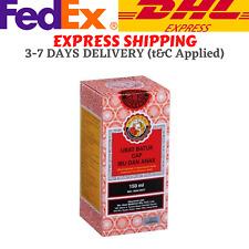 2 X Nin Jiom Herbal Cough Syrup (Pei Pa Koa) Natural Herbs Sore Throat 150ml DHL