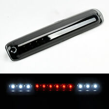 Chevy Silverado 1500 2500 3500 99-06 Rear 3rd G3 LED Brake Light Black Smoke