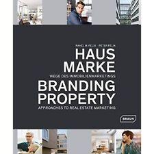 Branding Eigenschaft: Ansätze zur Immobilien Marketing-Hardcover NEU Felix, ihre Operation Rah