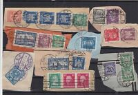 Germany early Stamps on piece Ref 14231