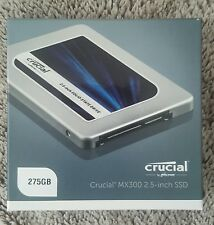 Crucial MX300 275GB 2.5 SSD hard drive (New&sealed) faster than BX300! cheap