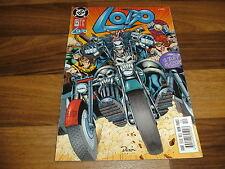 LOBO  #  12 -- Lobo fräggt Stargaze Rallye // DC Comic von Dino 1998