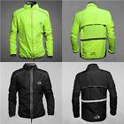 Men's Cycling Jacket Jersey Vest Wind Coat Windbreaker Jacket Outdoor Sportswear