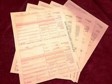 2013 IRS 1099-MISC Forms (for 2 recipients)-For Prior Year's Tax Filing Season