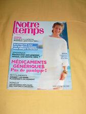 NOTRE TEMPS N°522 Juin 2013