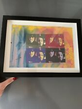 Rare Original Pete Wentz Fall out boy And Travis McCoy Art Piece