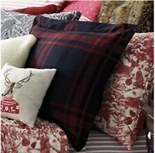 COZY SHOP | MERRY PLAID STANDARD SHAM