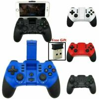 For Android iPhone Wireless Bluetooth Game Controller Gamepad Joystick 5 Model
