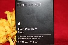 DR PERRICONE COLD PLASMA + PLUS FACE ADVANCED SERUM CONCENTRATE 1 OZ  AUTHENTIC