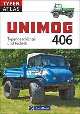 Unimog 406 von Carl-Heinz Vogler (2016, Taschenbuch)