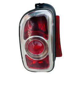 Left Tail Light Assembly For 11 12 13 14 MiniCooper S Clubman R55 Driver Rear