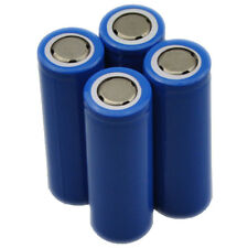 4X 26650 Battery Rechargeable 3.6V Li-ion for LED Torch Flash Light Head Lamp