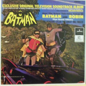 Nelson Riddle – Batman Exclusive Original Television Soundtrack Album -Mercury