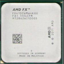 1PC AMD CPU FX Series FX-4100 Quad Core CPU 3.6GHz Socket AM3+