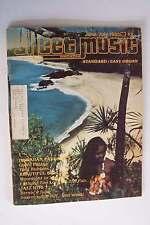 Sheet Music Magazine June/July 1980 Volume 4 Number 5 Standard/Easy Organ Editio