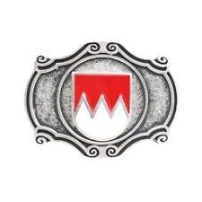 Gürtelschließe Wappen Franken 4,0 cm Trachten Rechen Fahne Landes Bayern