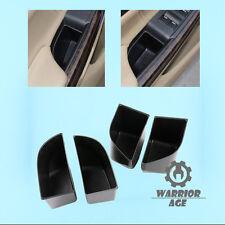 4Pcs Inner Door Armrest Storage Box Holder Container For Honda Accord 2008-2012