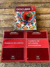 Descubre 2017 level 1 spanish text, workbooks and supersite plus code. Brand new
