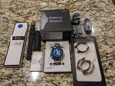 Samsung Galaxy Watch SM-R805UZSV 46mm Verizon Bluetooth and LTE Silver