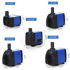 EU Plug 220-240V Submersible Water Fountain Pump Filter Aquarium Water Pump