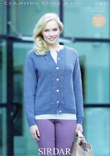 Women 4 Ply Cardigans Patterns