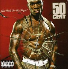 50 Cent - Get Rich Or Die Tryin' - 50 Cent CD TTVG The Cheap Fast Free Post The