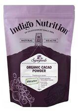 Organic Cacao Powder - 1kg - Indigo Herbs