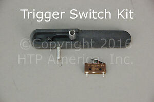 Snap-On Muscle Mig Welding Gun Torch Trigger Kit 15TG10 YA212 FM140
