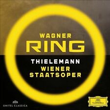 Ring - Wagner / Thielemann / Vienna State Opera - Classical Music CD FREE POST