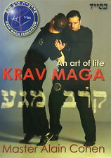 KRAV MAGA- AN ART OF LIFE , AN ART TO SAVE LIVES A KM BOOK, 191 COLOR PAGES HD