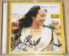 Karen Mok Mo Wen Wei Autograph cd More Best
