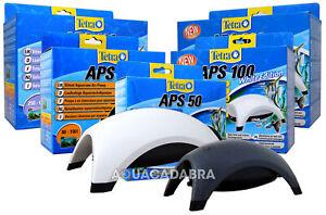 TETRATEC AIR PUMP TETRA TEC APS AIRPUMP AQUARIUM FISH TANK Oxygen Aeration Air