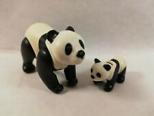 PLAYMOBIL ZOO 2 positions O3146 Panda Adulte 3241