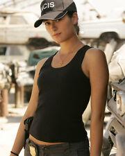 COTE DE PABLO NCIS Actress 1 New Rare Glossy Lab Print 8x10 Photo Picture 124