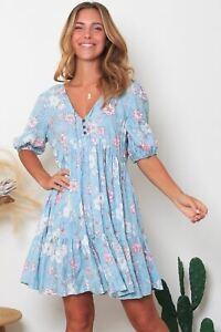 Cadence 1/2 Sleeve Mini Dress