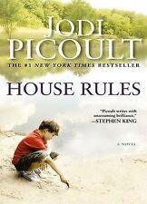 Jodi PICOULT / HOUSE RULES     [ Audiobook ]