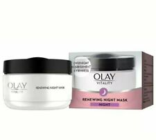 OLAY Vitality Renewing Night Cream Green Tea and Vitamins 50ml  NEW Boxed