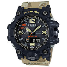 Casio G-SHOCK GWG-1000DC-1A5 GWG-1000DC Bussola Digitale Watch Nuovo di Zecca