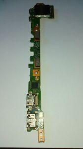 Carte USB, HDMI, Audio bouton, fujitsu Stylistic Q702  CP588731-Z3