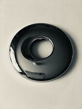 """Chrome Brass Tap FLANGE COVER COLLAR ROSE 21 mm - 1/2"""" Second Class Quality"""