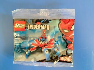 LEGO Marvel Spider-Man 30451 Spider-Man's Mini Spider Crawler Polybag