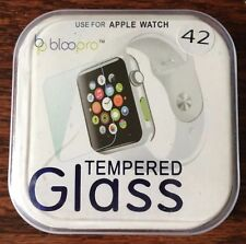 APPLE WATCH 42mm TEMPERED GLASS SCREEN PROTECTOR NEW BEST OFFER!