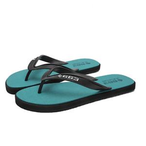 Summer Beach Men'S Casual Outdoor Shoes Soft Flats Flip Flops Non-Slip Slippers